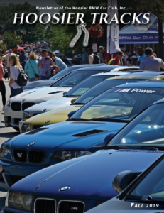 Hoosier BMW Newsletter Fall 2019
